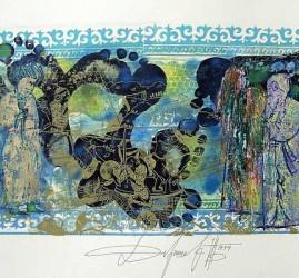 Выставка Игоря Девишева «Девочки, Цветочки, Котики»