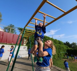 Семейные соревнования «Папа, мама, я – спортивная семья» 2017