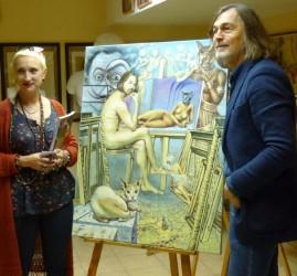 Выставка «Праздники разума, или время Белого Кота 2»