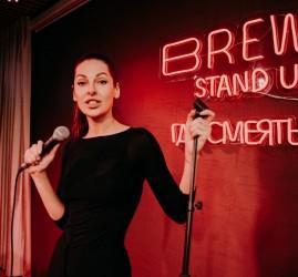 Stand up show Натальи Красновой 2020