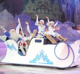 Новогодняя музыкальная сказка на льду «Морозко» 2018