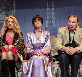 Спектакль «Ловушка для мужа» в Сочи 2018