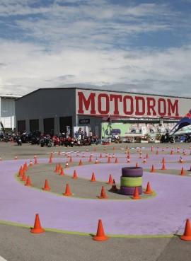 Мотодром в Сочи