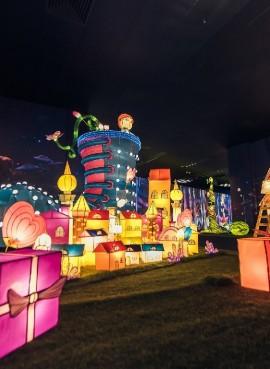 Крытый всесезонный парк иллюминаций «Вау Парк»