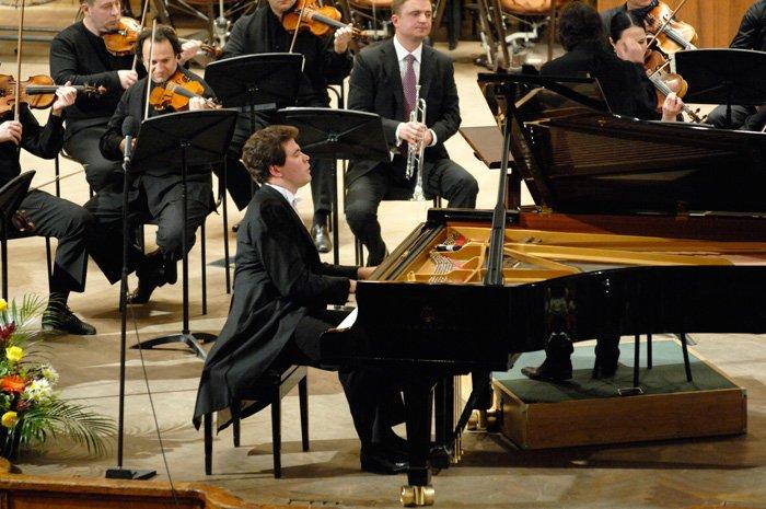 Концерт памяти В.И. Сафонова 2018