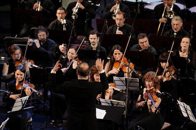Концерт «XX век— XXI век: Русский музыкальный мост» 2018