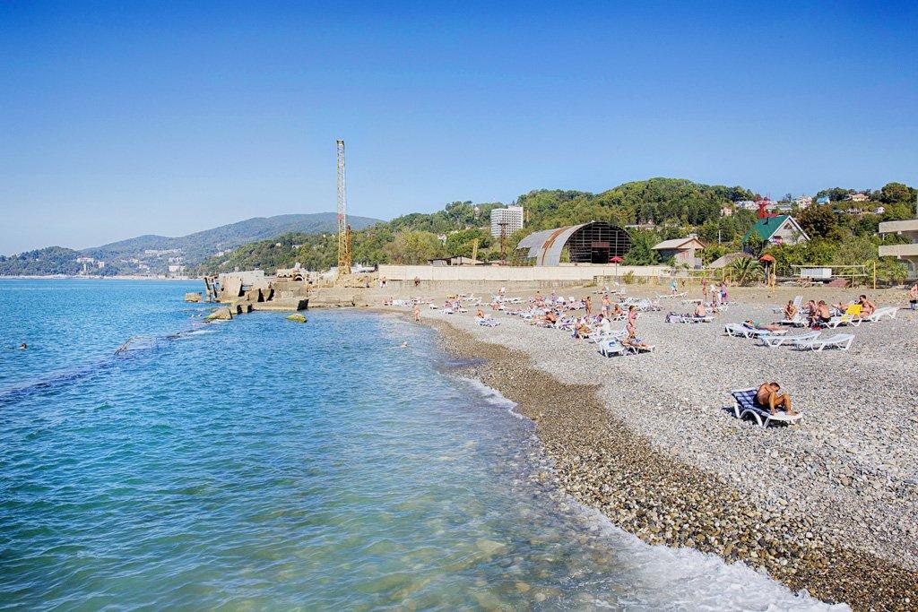 Пляж «Бургас»