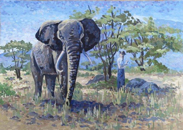 Выставка «Загадочная Африка»
