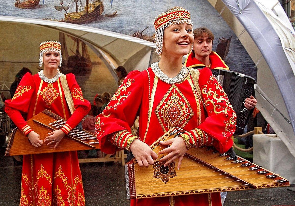 Концерт «Купина»: отклассики дофольклора» 2017