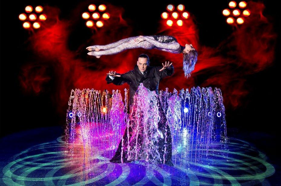 Цирковое шоу «Шоу воды, огня исвета!» 2021
