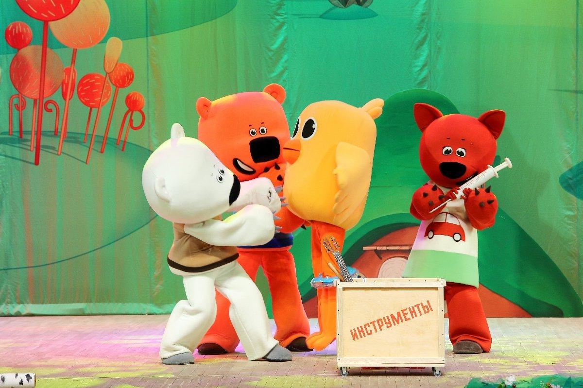 Детское шоу «Ми-ми-мишки. Защитники леса» 2019