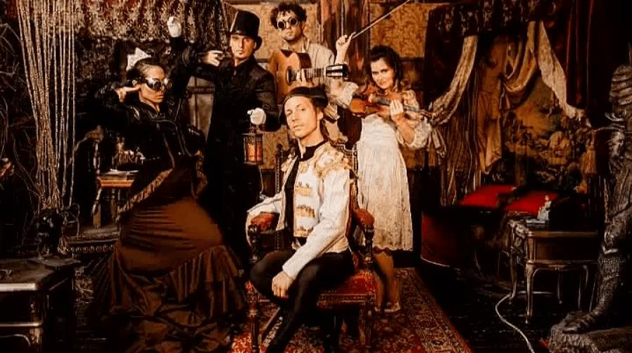 Балет Фламенко-шоу «Щелкунчик икоролева крыс» 2019