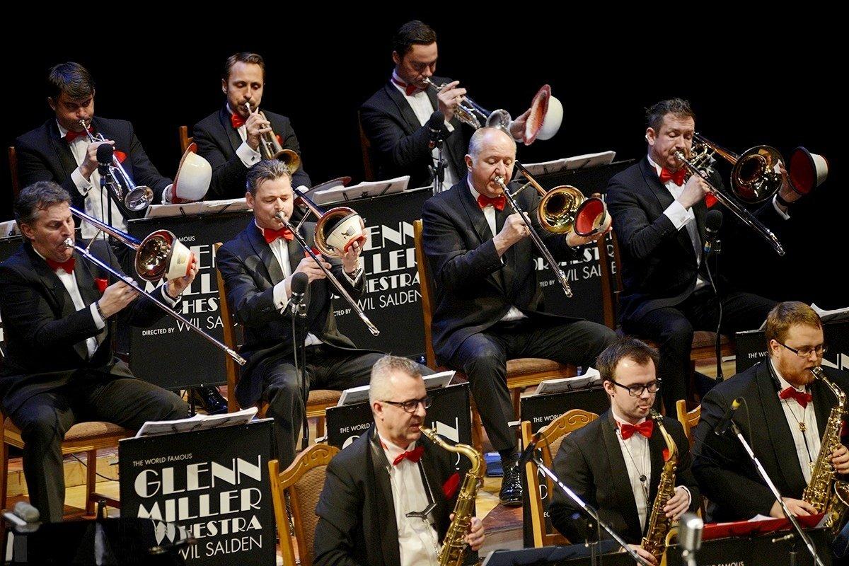 Концерт оркестра Гленна Миллера 2020