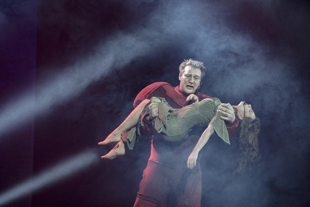 Мюзикл-шоу «Нотр Дам деПари» и«Ромео иДжульетта» 2019