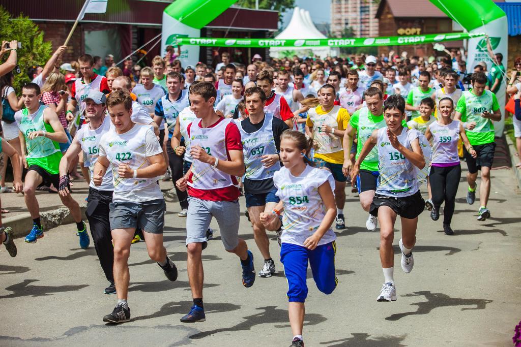 «Зеленый марафон» вСочи 2019