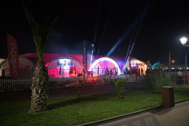 Зал Oscar Event Hall