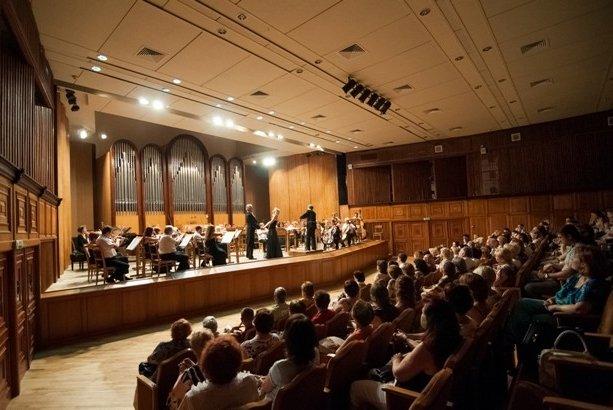 Зал органной икамерной музыки имени Алисы Дебольской