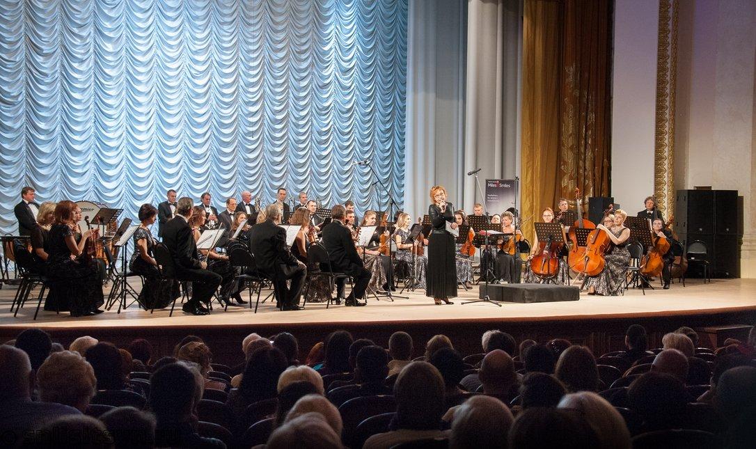 Концерт Сочинского симфонического оркестра «Чайковский» 2019