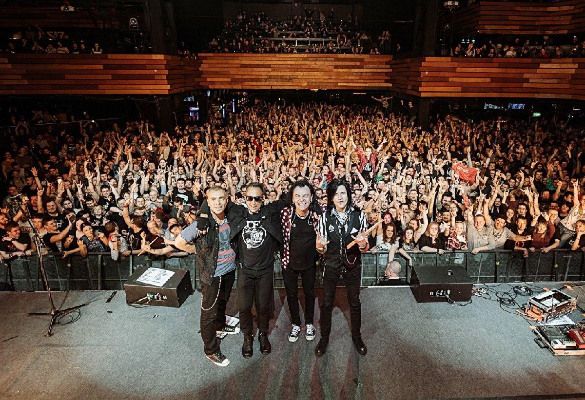 Концерт группы «Наив» 2020