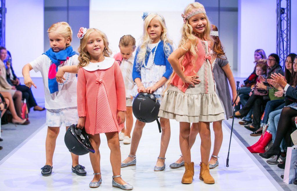 Профессиональный фестиваль детей-моделей 2017