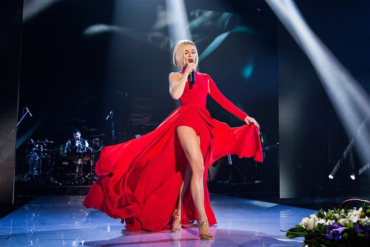 Концерт Полины Гагариной 2021
