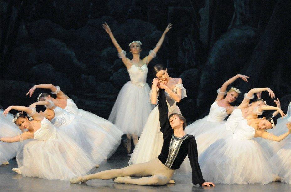 Гастроли Театра классического балета «Moscow State Ballet» 2020