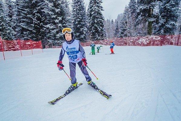 Открытый детский кубок погорным лыжам исноуборду 2019