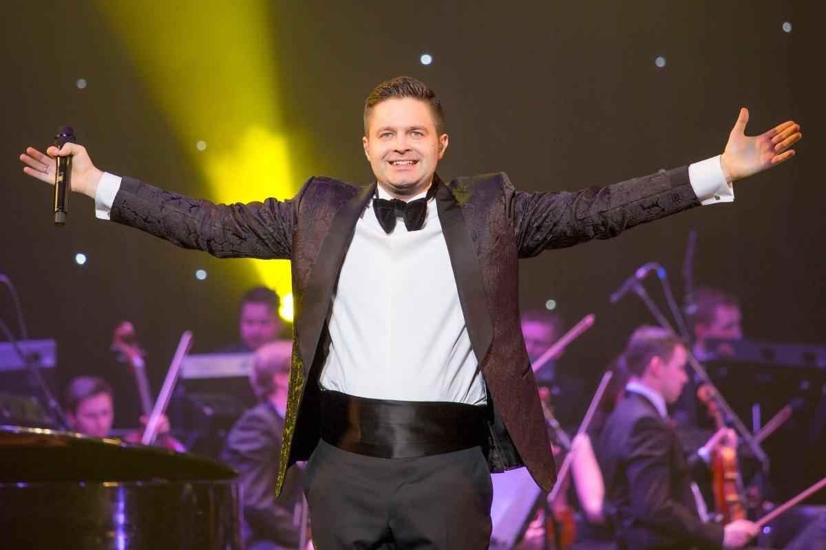 Концерт Сергея Волчкова 2019