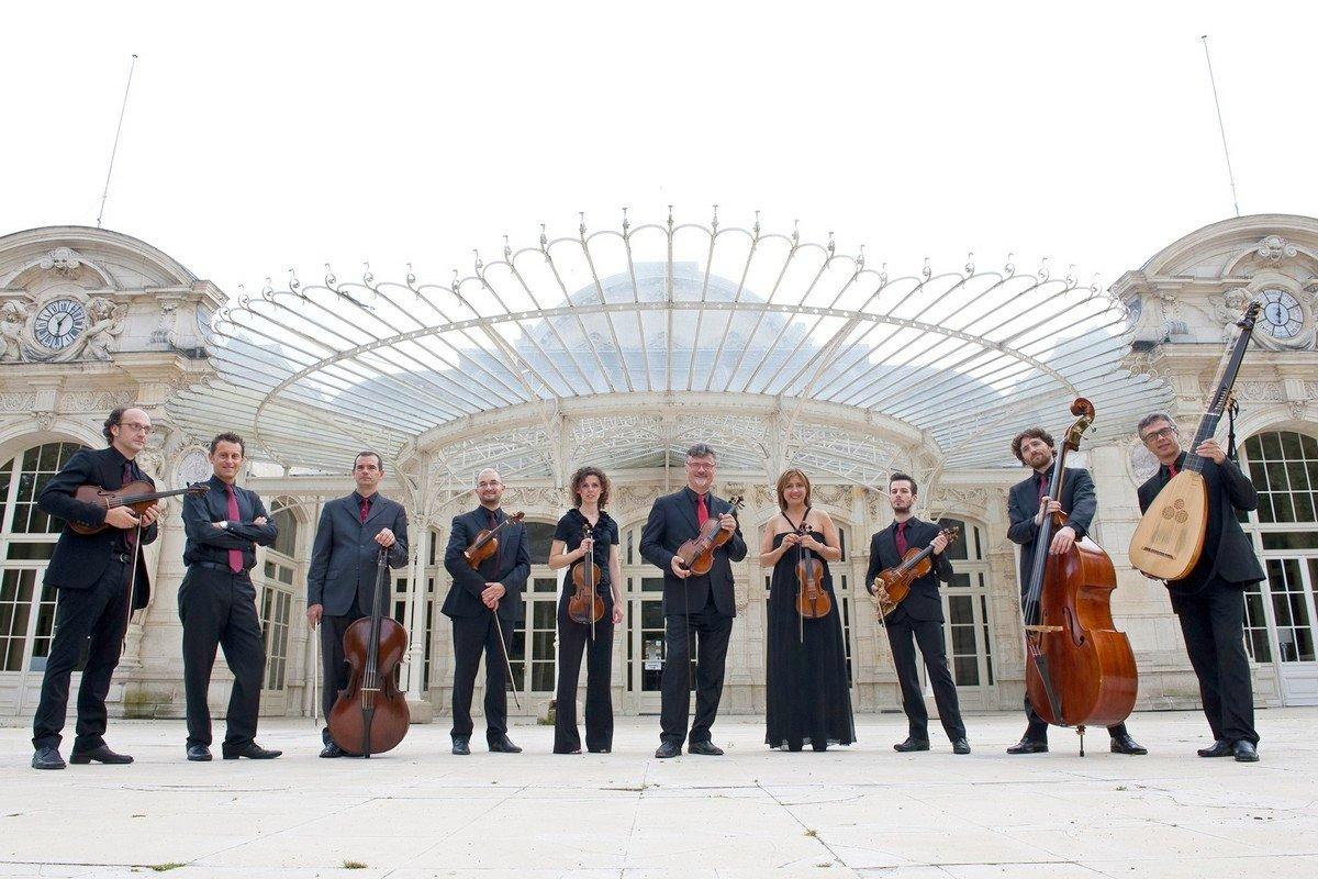 Концерт «Восток взеркале музыкального барокко» 2020