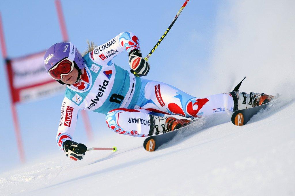 Этап Кубка мира FIS погорнолыжному спорту среди женщин 2019