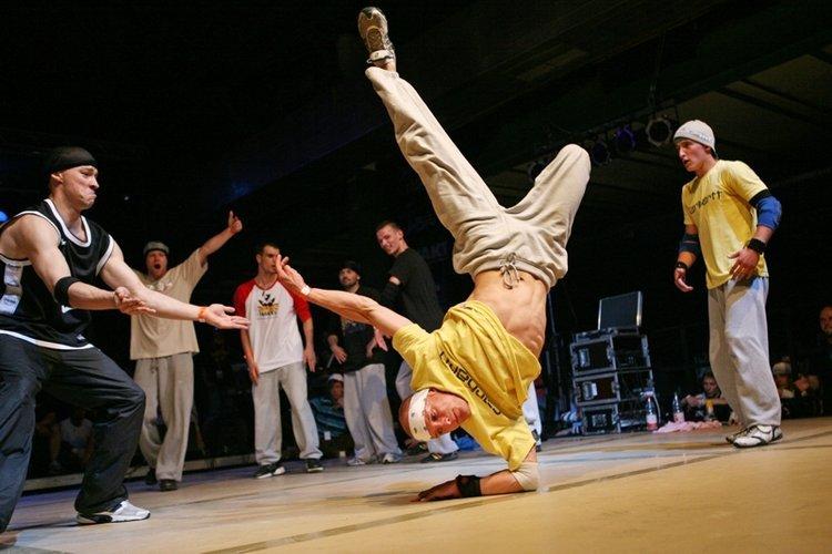 Танцевальный баттл «Break the skies» 2018
