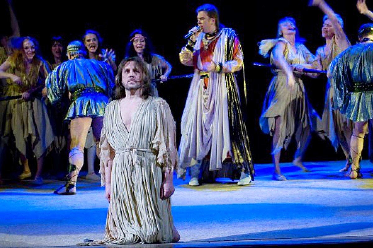 Спектакль «Иисус Христос-суперзвезда» 2020