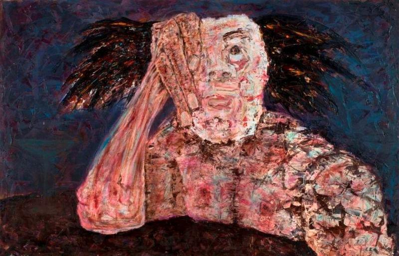 Выставка Эдварда Беккермана «Рай»