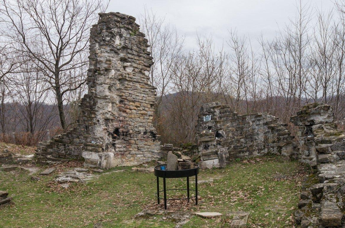 Византийский (Лооский) храм