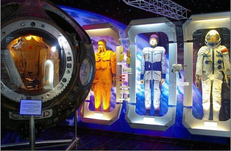Выставка «Космонавты вСочи»