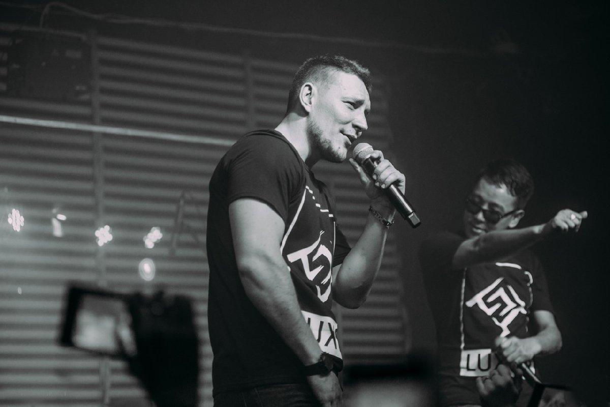 Концерт рэп-исполнителя Luxor 2019