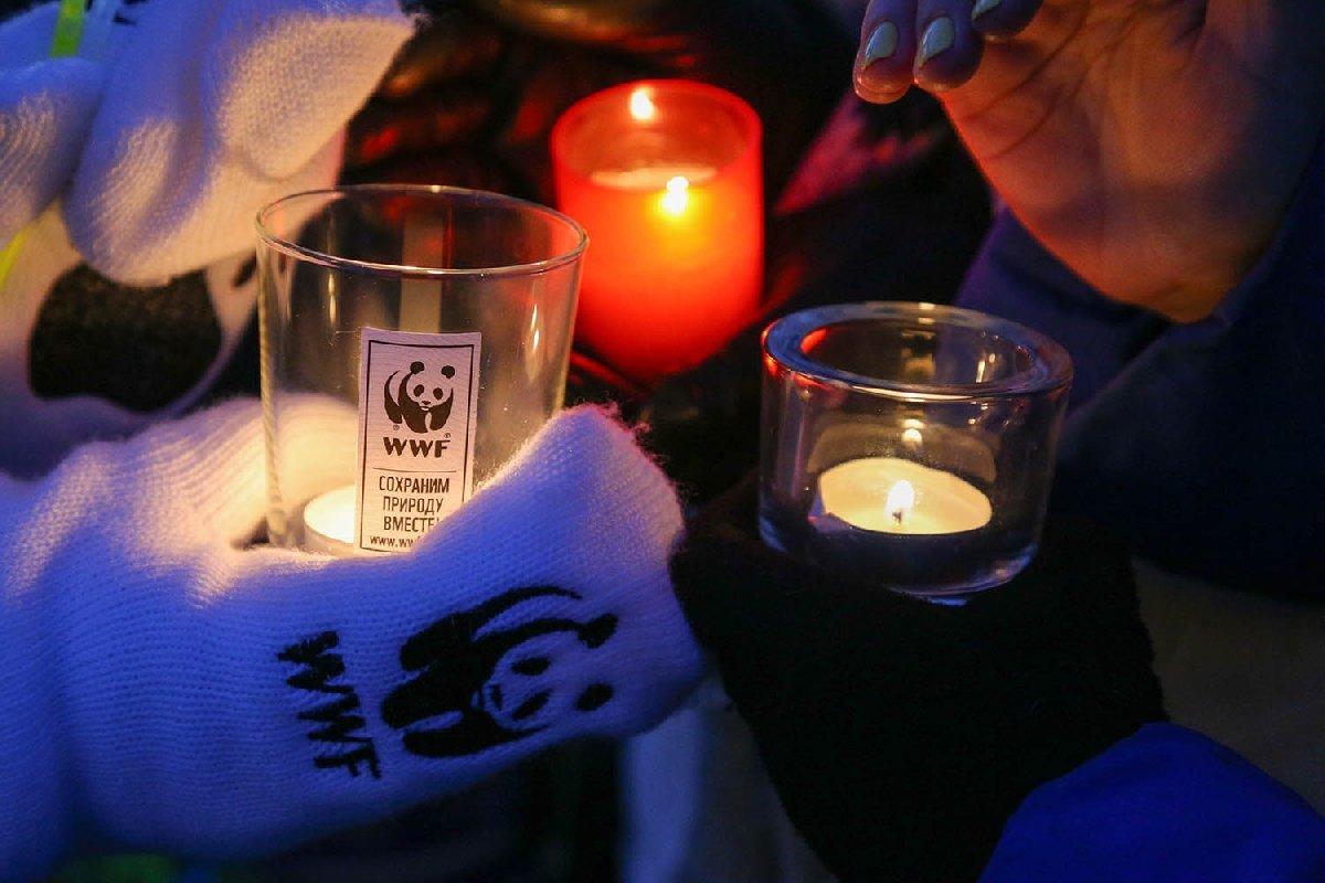 Акция «Час Земли» вСочи 2019