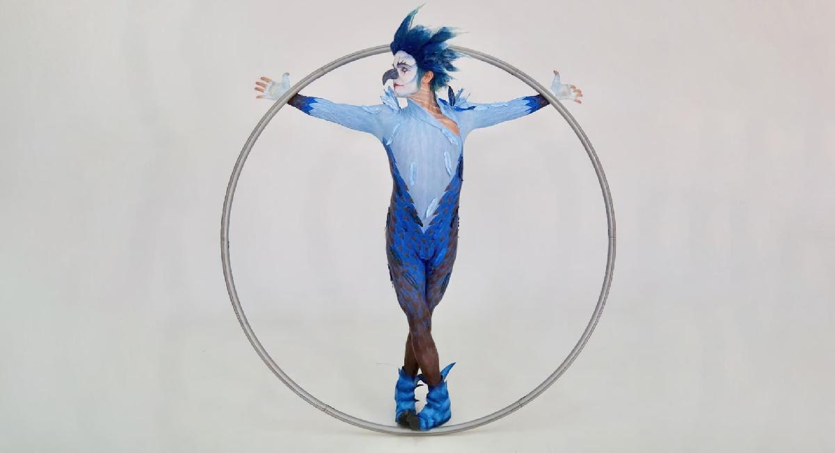 Цирковое шоу «Jorando» 2021