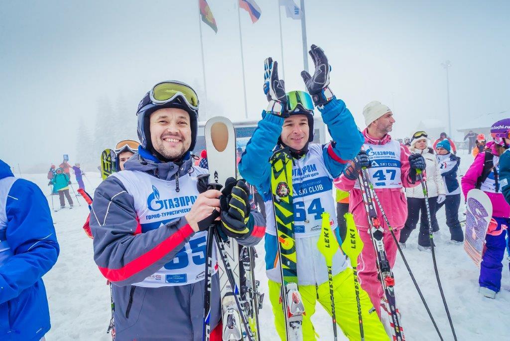Открытый кубок курорта «Газпром» погорным лыжам исноуборду 2019