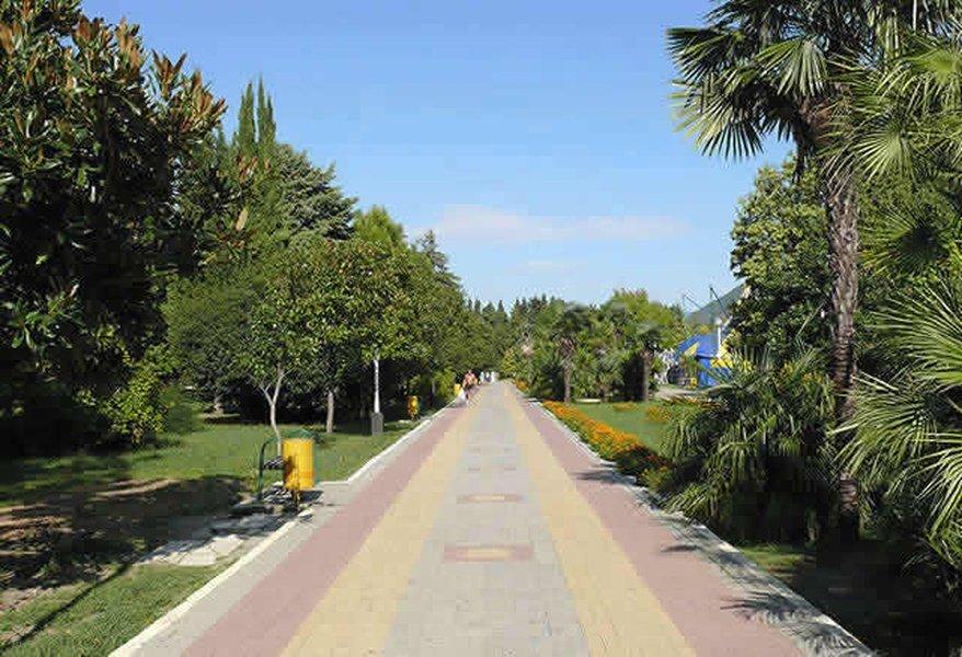 Парк культуры иотдыха Хостинского района