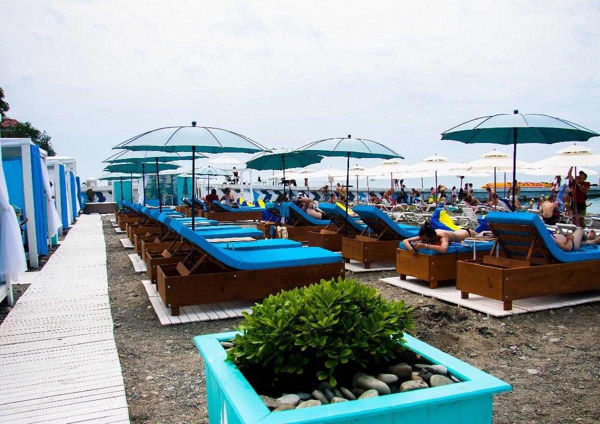Пляж Primorca demallorca