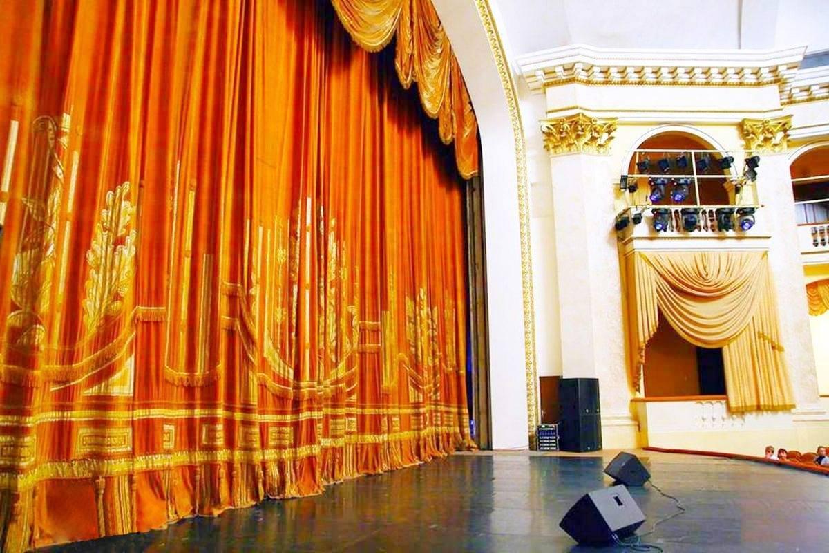 Хоровая опера «Сказ оБорисе иГлебе...» 2020