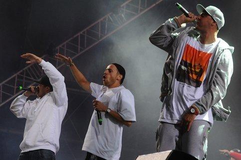Фестиваль «LiveFest. Rap» 2018