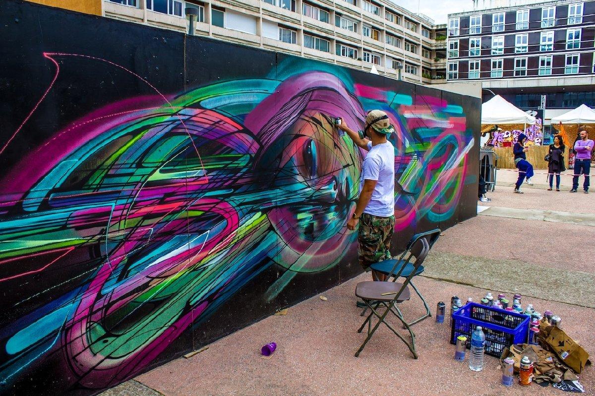 Фестиваль Street ART Weekend 2017