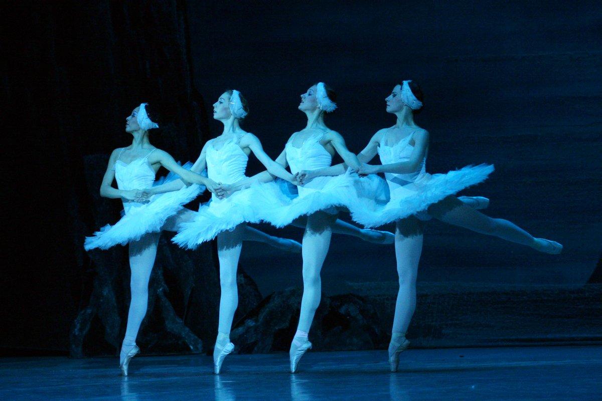 Балет «Лебединое озеро» вЗимнем театре 2019