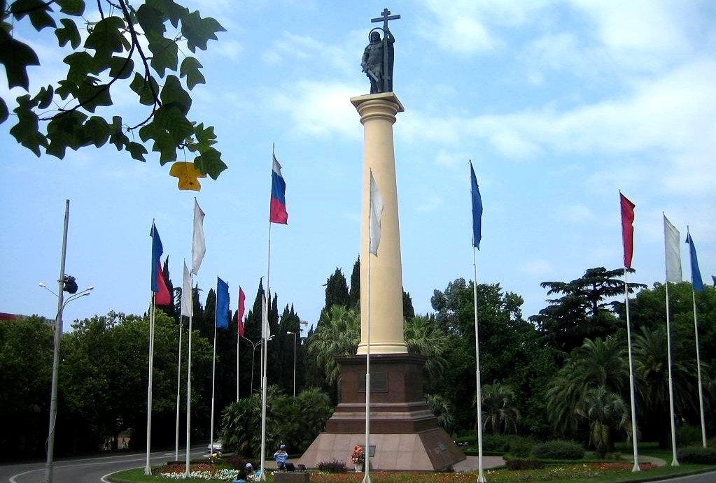 Монумент Михаила-Архангела
