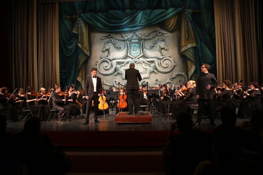 Концерт «Солисты Большого театра» 2017