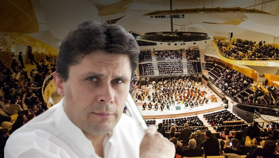 Концерт солиста оркестра Парижа Венсана Люка 2018