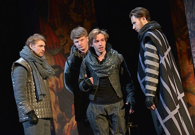 Спектакль «Гамлет» 2019