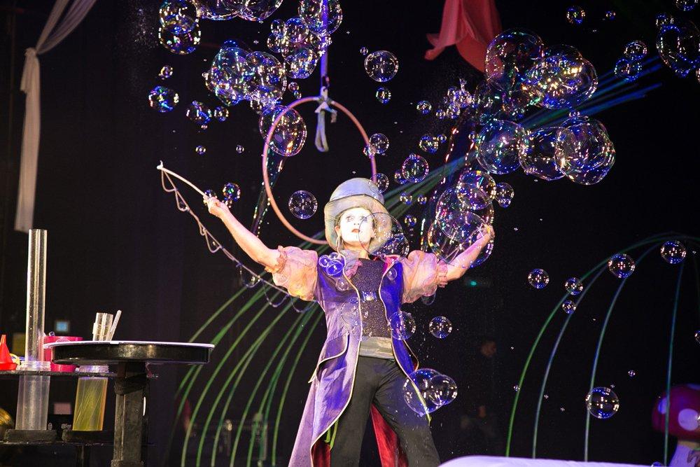 Театрально-цирковое шоу «Кошачий патруль» 2019